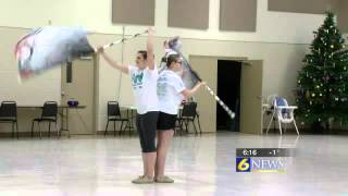 Clearfield County twirling coach changes lives f