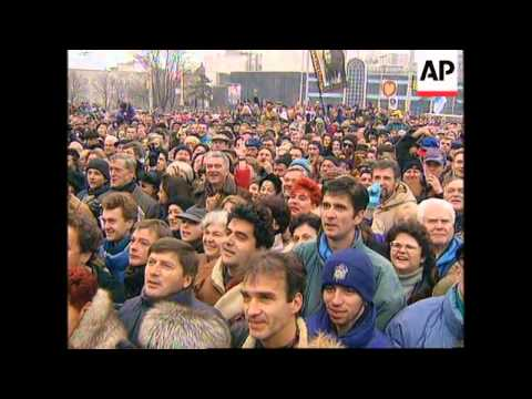 Serbia-Two months of massive daily street protests