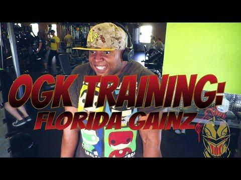 OGK training: Florida Gainz | Anytime Fitness Davenport, Florida