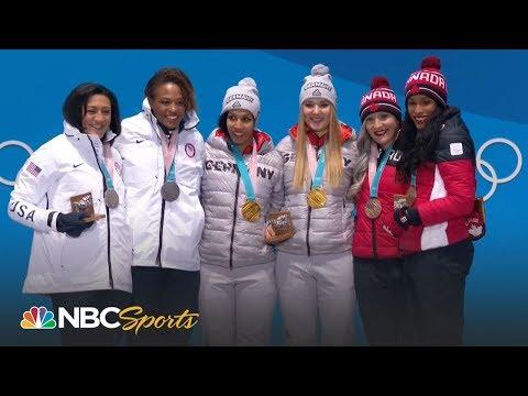 2018 Winter Olympics Recap Day 15 I Part 1 I NBC Sports