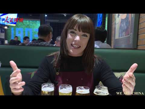 One night in Qingdao, I Drank Tons of Beer!