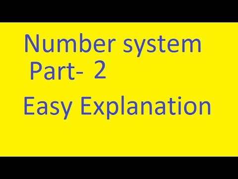 Number System Part-2 SSC IBPS SBI CAT