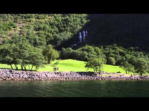 Outdoor adventure - Fjord Norway