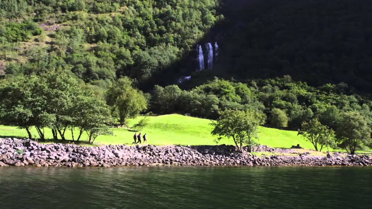 Thumbnail: Outdoor adventure - Fjord Norway
