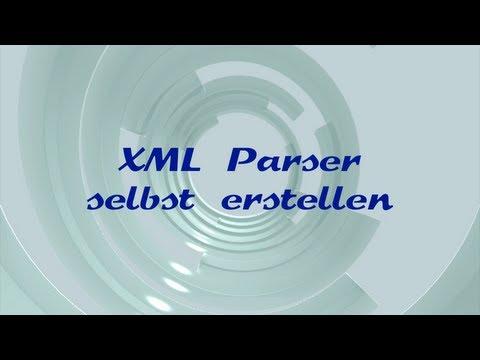 XML Parser Selbst Erstellen Mit NSXMLParser (Xcode, IPhone, IPad, Objective-C)