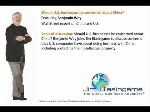 Jim Blasingame with Benjamin Wey January 17, 2011