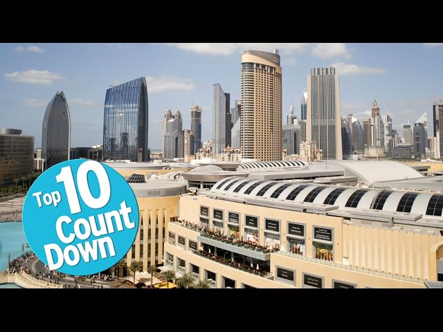 Top 10 Shopping Cities