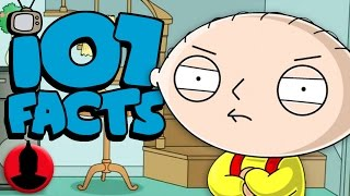 107 Family Guy Facts Everyone Should Know! (ToonedUp #18) thumbnail