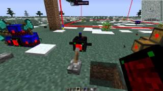 Дополнение к 3 части про роботов в майнкрафт 1.7.10 - Buildcraft 6.2.6