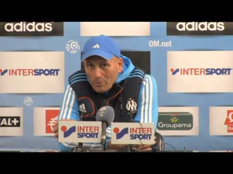 Marseille vs Brest - Baup post-match press conference