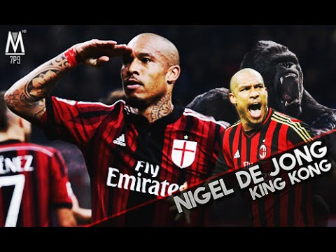 Nigel De Jong - King Kong | Skills & Goals 2014/15 HD