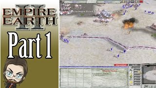Let's Play Empire Earth II Gameplay - Part 1 - Full Campaign
