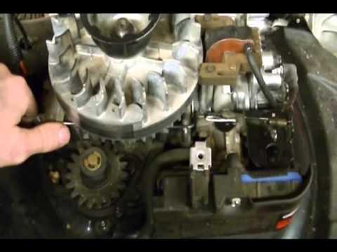 Carburetor Linkages For A Briggs Amp Stratton 650 Series L