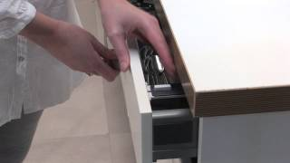 Lindam Dual Locking Drawer And Cupboard Latch - How to Fit And Use | Babysecurity