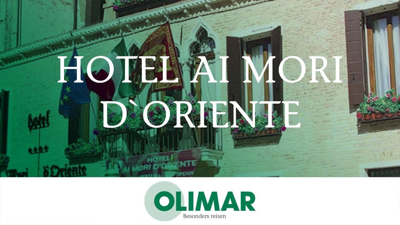Ai Mori D Oriente Hotel Ai Mori Doriente In Venedig Olimarcom Youtube