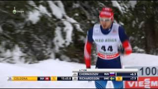 Лыжные гонки. Кубок Мира 2013-2014. Тоблах. Мужчины. 15 км. Классический стиль