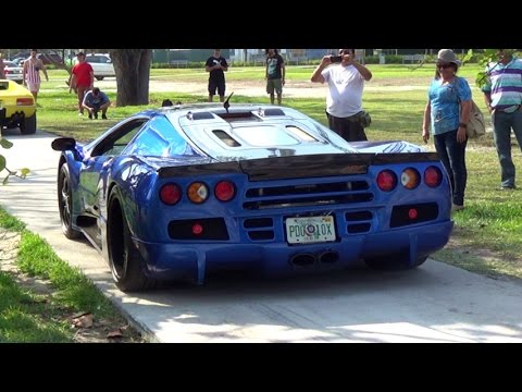 Shelby Ssc Ultimate Aero Hp Fastest Production Car Ever Start