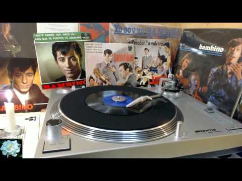 Bambino - Triste sabor - EPs 1965