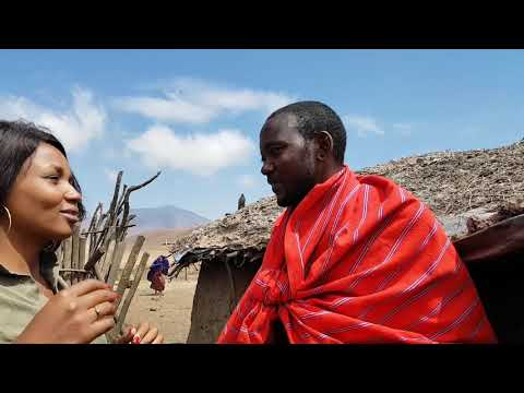 THE MAASAI BOMA(Inside the Ngorongoro Conservation Area)