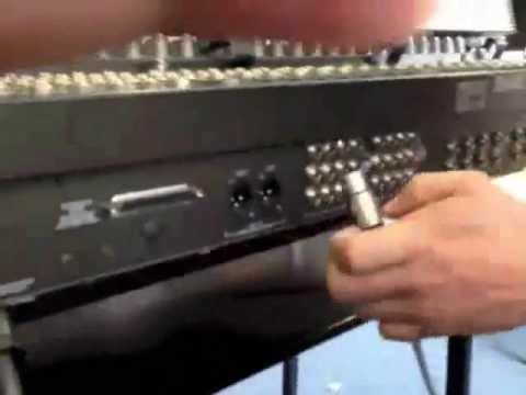 Laboratorio II- Técnicas De Audio I - Conexión Micrófono y Monitoreo