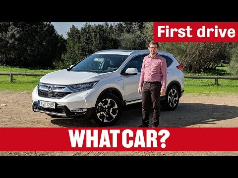 2019 Honda CR-V Hybrid review – five things you need to know | What Car?