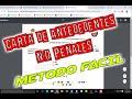 Como sacar mi carta de antecedentes no penales 2020 - YouTube