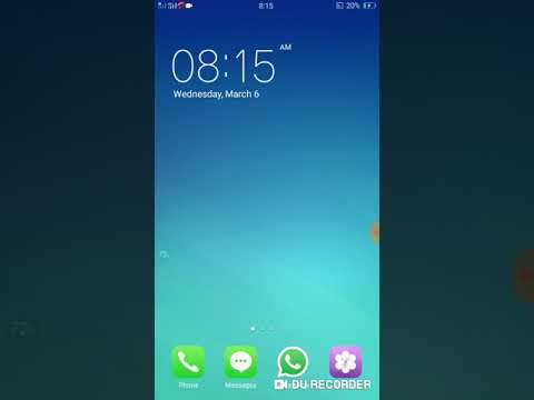 How to unstall/remove hot apps from oppo phone in hindi