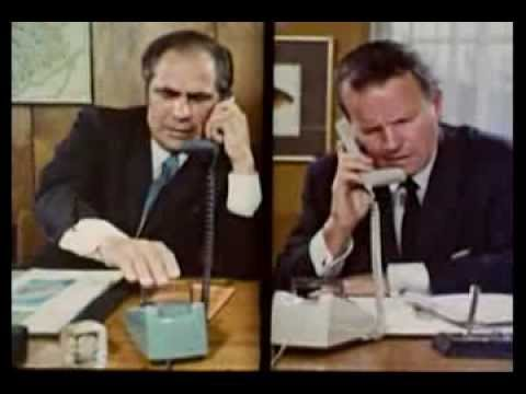 The Telephone At Work (1972) Rank Film Library - UK Industrial Film