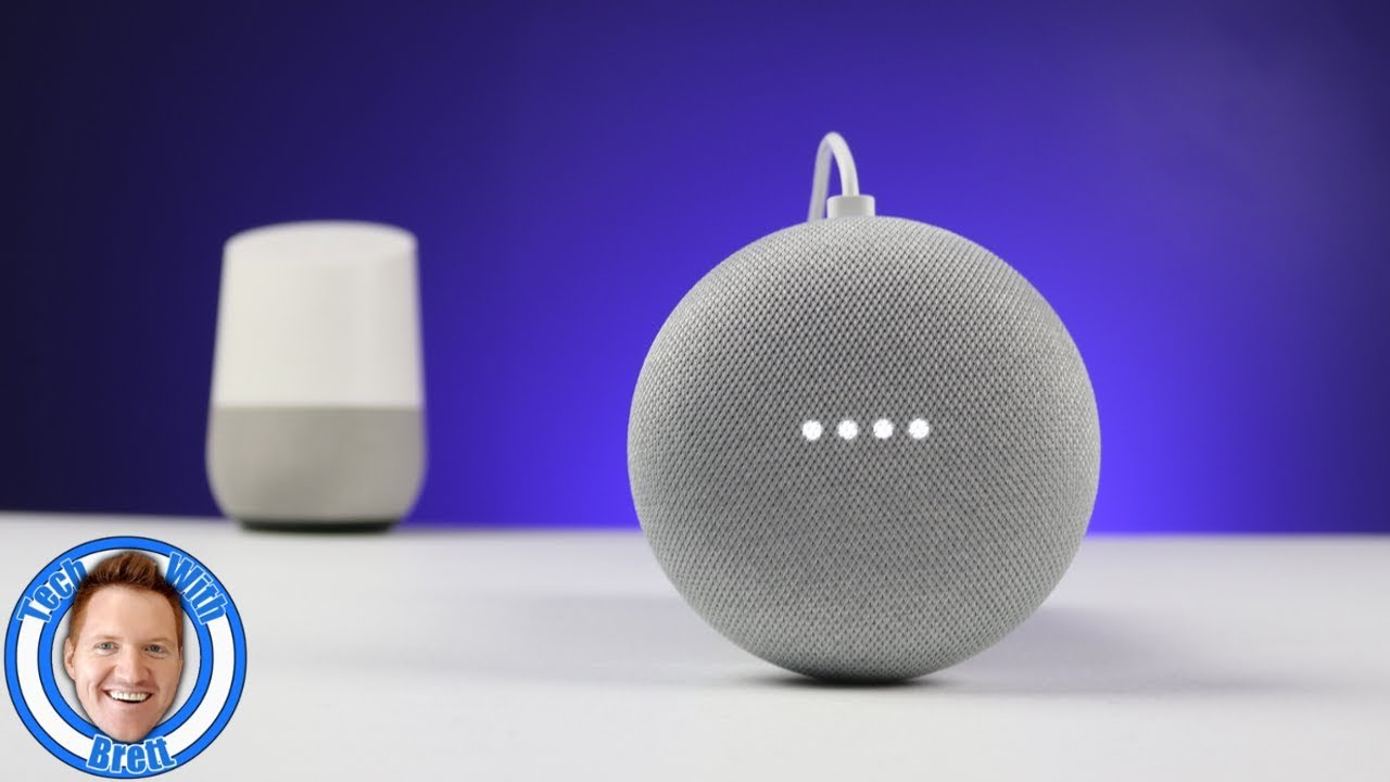 Google Home Mini Unboxing Setup Full Tutorial Youtube