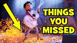 COCO Trailer THINGS YOU MISSED & Breakdown - Pixar 2017 Animation