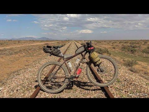 Mawson Trail Bikepacking setup - Bombtrack Beyond +2