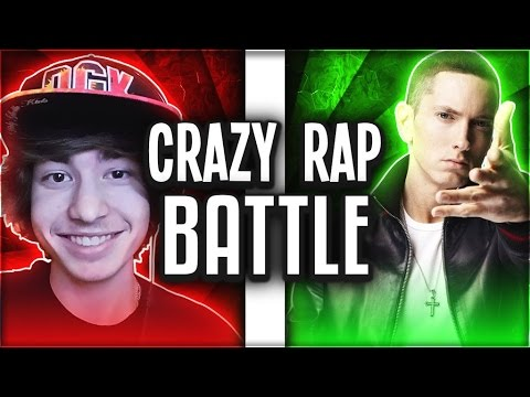 CRAZY RAP BATTLE ON OMEGLE!!!