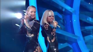 Iggy Azalea-Black Widow (feat.Rita Ora)|LIVE| MTV VMA's 2014|HD