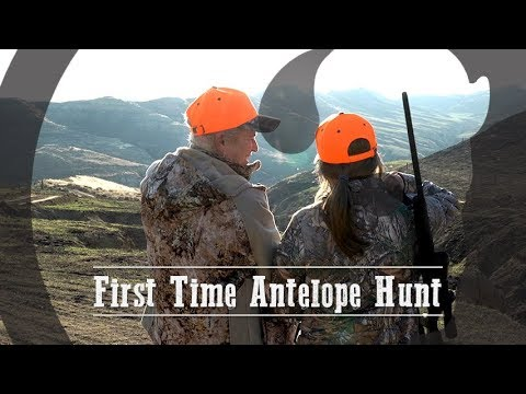 First Time Antelope Hunt - Our Wyoming