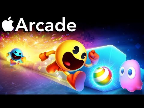 New Apple Arcade Games #3