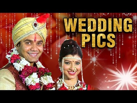Anniversary Special | Tejaswini Pandit Wedding Pictures | Marathi Entertainment