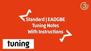 Best Guitar Tuner | E Standard Tuning: E A D G B E