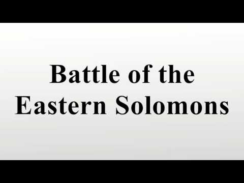 Battle of the Eastern Solomons