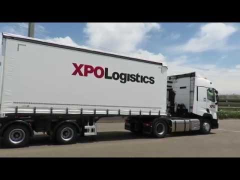 New mega trucks in Spain