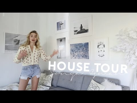 Los Angeles House Tour || Sonya Esman