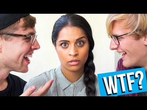 Thumbnail: Real Things White People Have Said to Me