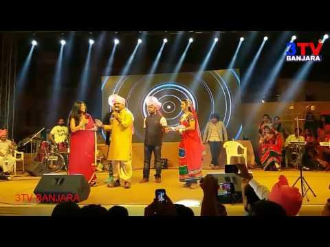 Superab Banjara Song By HMTV Anchor Matakari Mangli With Dance V6 Mangli   3TV BANJARAA