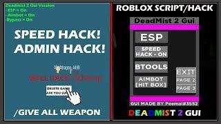 Roblox Admin Script