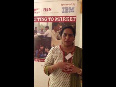 IBM's SME Toolkit engages IBM Experts with National Entrepreneur Network (NEN) through a workshop