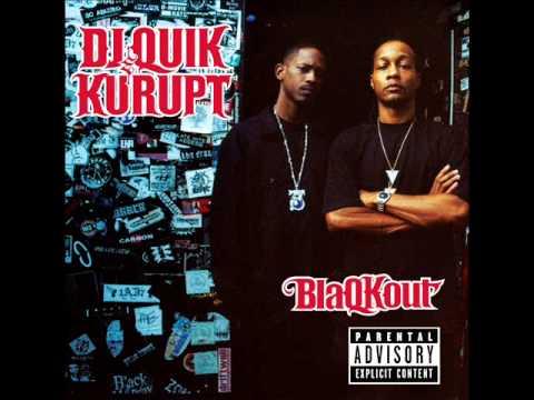 DJ Quik & Kurupt - BlaQKout (Full Album)