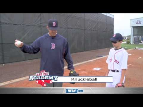 Red Sox Academy -- Knuckleball