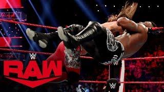 AJ Styles vs. Cedric Alexander – United States Title Match: Raw, Sept. 30, 2019