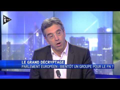 Parlement européen : bientôt un groupe pour le FN ? (1/2)