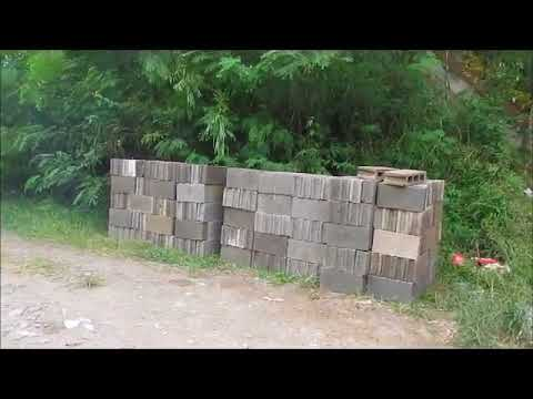 Cement Blocks And Gravel Arrive Expat Philippines