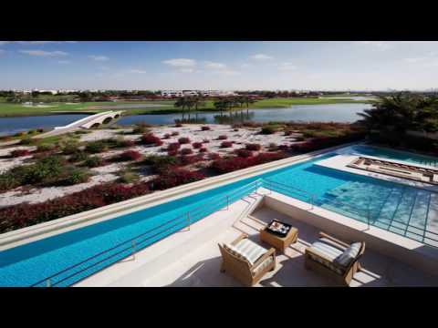 Exquisite Property in Emirates Hills with Full Golf Course View